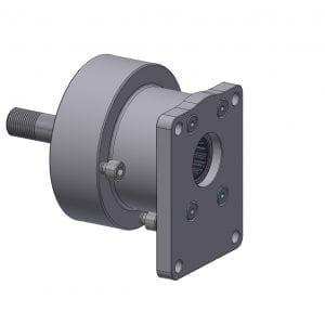 Hydraulic Motor to Pump Adaptor Housing Kit